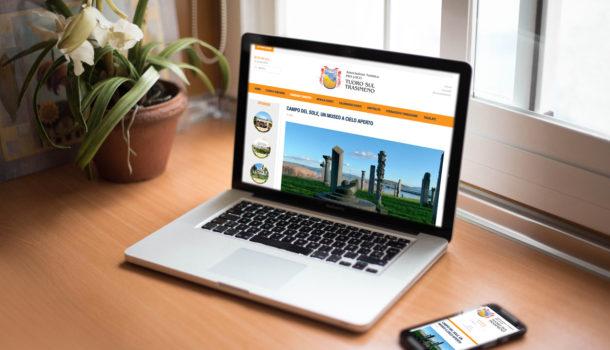 Online il nuovo sito dell'Associazione Turistica Proloco Tuoro sul Trasimeno