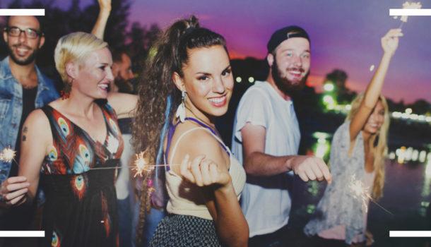 Il party dei Singles fa sold-out: cuori solitari da ogni parte d'Europa a caccia dell'anima gemella