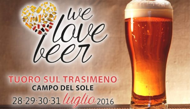 We Love beer 2016