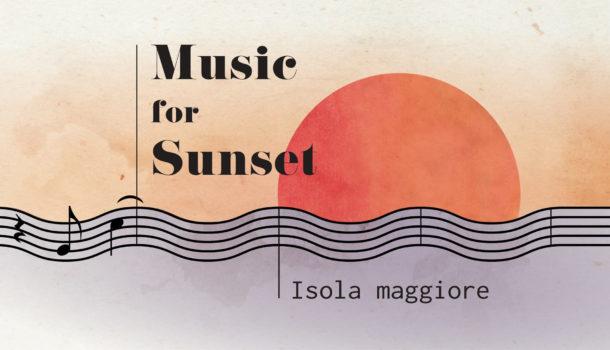 Tutto pronto per l'edizione 2016 di Music for Sunset