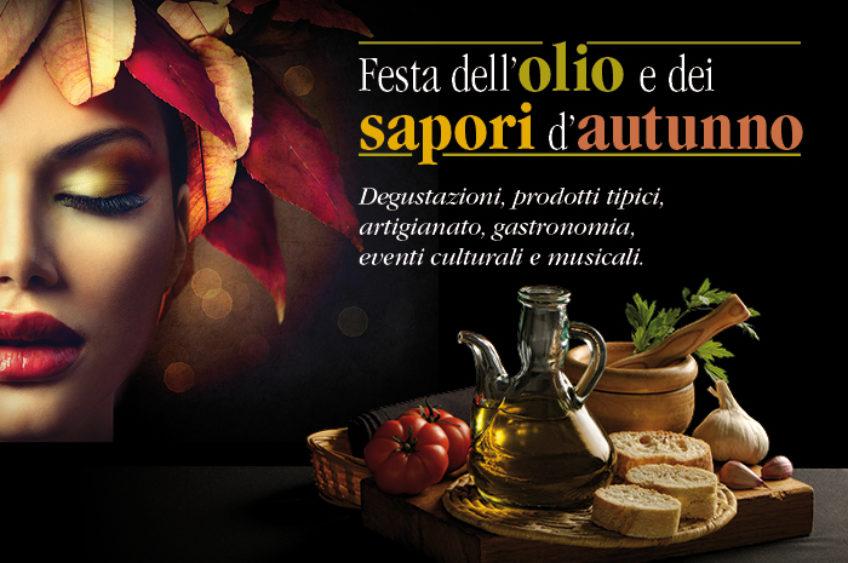 Festa dell'olio e dei sapori d'autunno 2017
