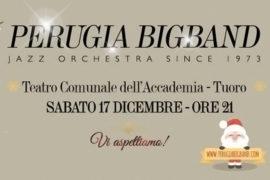 Merry Swingin' Christmas, il Concerto di Natale della Perugia Big Band