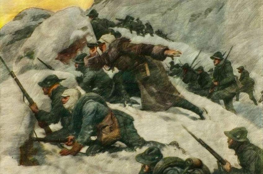 Evento per il Centenario della Grande Guerra
