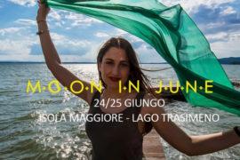 """Torna """"Moon in June"""" al Lago Trasimeno"""
