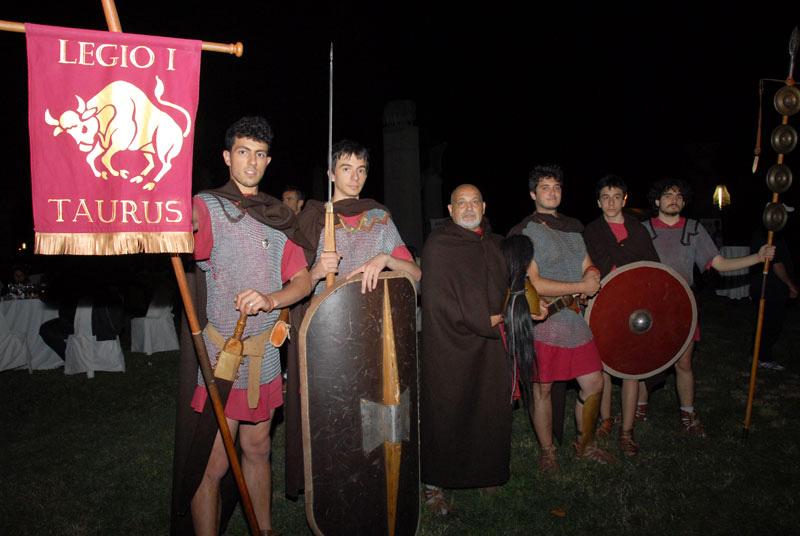 Legione della Legio I Taurus