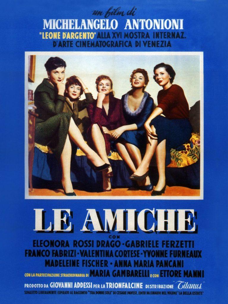 """""""Le amiche"""", Michelangelo Antonioni, 1955"""