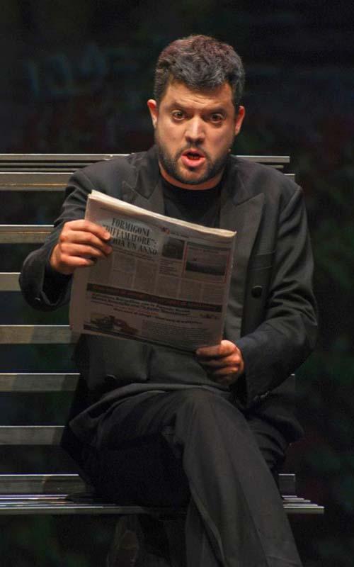 Marco Rencinai, foto di Riccardo Spinella