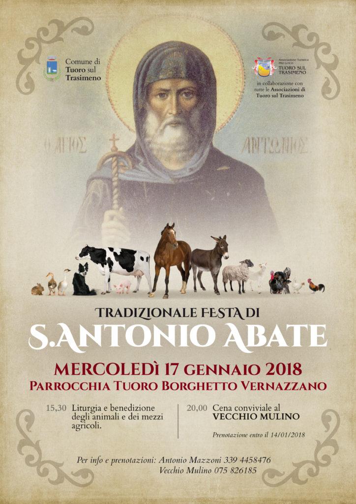 Festa Sant'Antonio Abate 2018