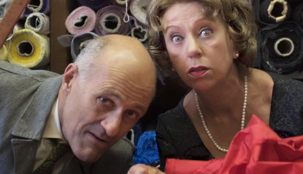 Il Padrone, con Paola Tiziana Cruciani e Paolo Triestino
