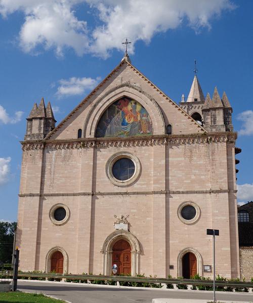 Santuario di Rivotorto, Assisi (PG)