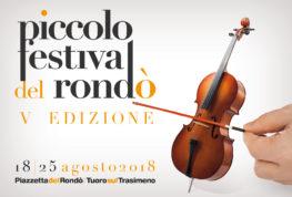 Piccolo Festival del Rondò, al via la quinta edizione