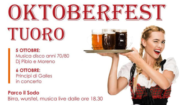 Tuoro come la Baviera: al Trasimeno arriva l'Oktoberfest
