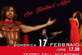 Memorie ed amori di Adriano al Teatro dell'Accademia di Tuoro