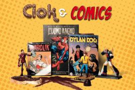 Il Carnevale a Tuoro è Ciok & Comics