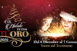 """Al via l'edizione 2019 di """"Un Natale tutto TuORO"""""""